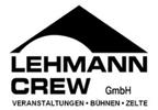 Lehmann Crew – Veranstaltungen, Zeltverleih, Bühnen, Mietmöbel Logo